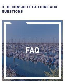 Je consulte la FAQ pour toute question